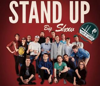 Во Владивостоке состоится большой концерт клуба комиков разговорной комедии Stand Up Comedy Vladivostok