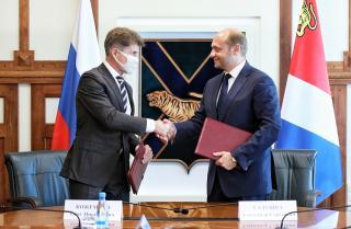 Фото: primorsky.ru | Опыт Приморья по «народному контролю» за нацпроектами высоко оценила Общественная палата РФ