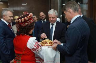 Фото: primorsky.ru   Во Владивостоке открылось отделение посольства Республики Беларусь на Дальнем Востоке