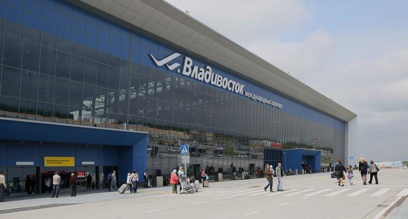 Пассажиропоток интернационального  аэропорта Владивосток увеличился на17%
