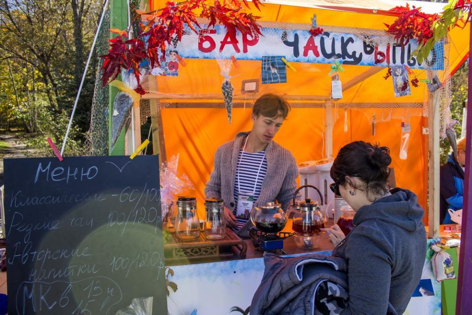 В Приморье прошел семейный праздник TaigaFest