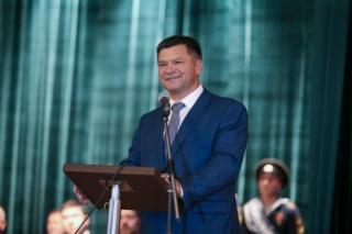 Фото: PRIMPRESS | Неловкий момент с экс-врио губернатором Приморья попал на видео