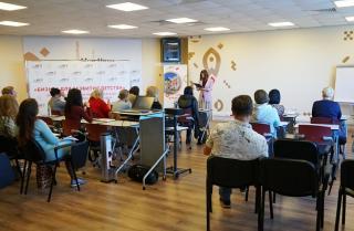 Фото: Центр «Мой бизнес»   Предприниматели Приморья учатся открывать частные детсады