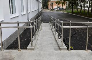 Фото: primorsky.ru   В Приморье на создание безбарьерной среды направили около 42 миллионов рублей