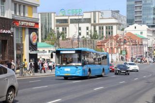 Фото: PRIMPRESS | В России могут ввести бесплатный проезд на общественном транспорте