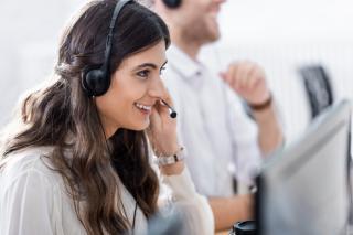 Фото: Tele2   Клиентов Tele2 консультируют лучшие специалисты по сервису в мире