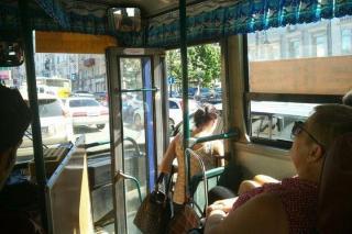Фото: PRIMPRESS   Для проезда в общественном транспорте Владивостока вводят дифференцированный тариф