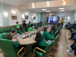 Фото: Ростелеком | «Поленовы. Династия. Море»: «Ростелеком» организовал онлайн-экскурсию для школьников Дальнего Востока