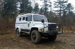 Молодая пара заблудилась при восхождении на гору Фалаза в Приморье