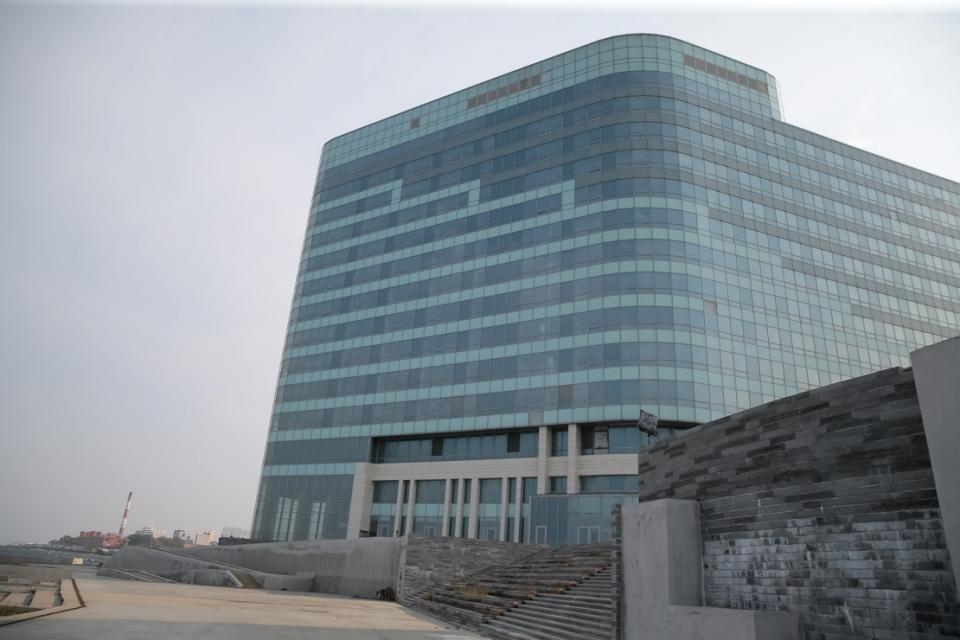 Отель Hyatt воВладивостоке сняли сторгов
