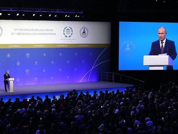 Вопросы мирного сотрудничества обсудили в Санкт-Петербурге