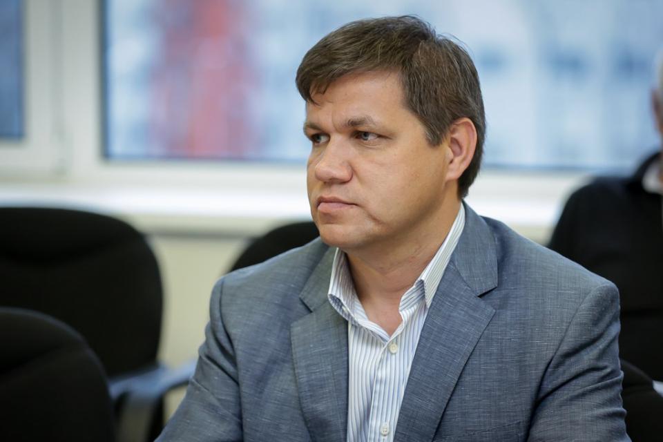 Улетевший из Владивостока Веркеенко навестил «старого друга»