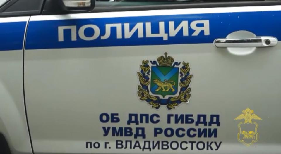 Во Владивостоке арестовали узбека, который ударил по руке сотрудника ДПС