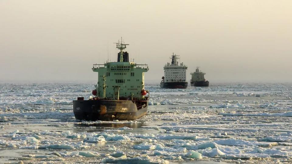 Андрей Тарасенко объяснил, что нужно для загрузки Северного морского пути