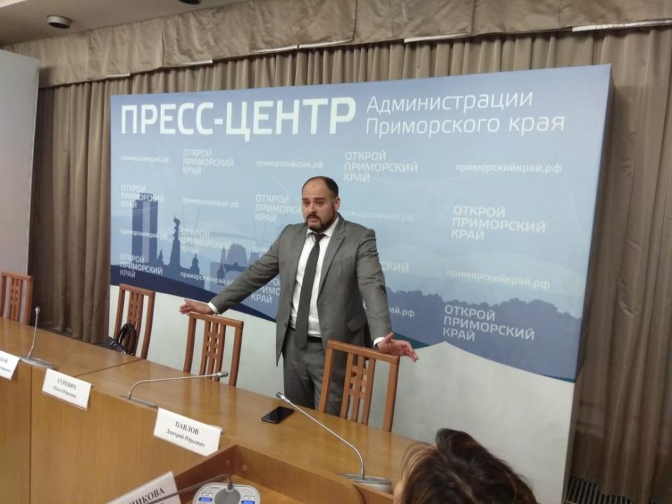 Константин Шестаков: «Турпоток из Республики Корея в Приморье вырос в два с половиной раза»