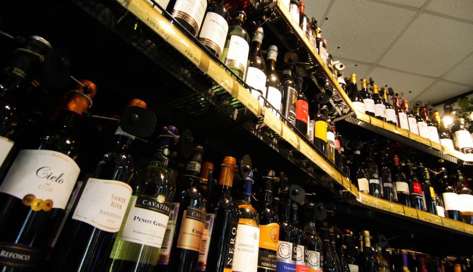 Правила продажи вина в магазине