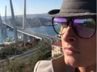 Хореограф из Тюмени оскорбила Владивосток, выложив видео в Instagram