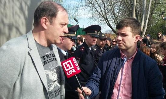 Бывший замглавы Росприроднадзора намерен принять участие в выборах губернатора Приморья
