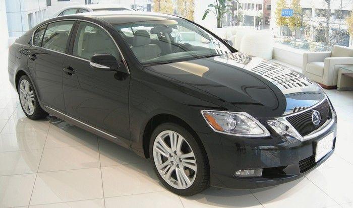 Lexus ушедшего в отставку единоросса выставляется на продажу