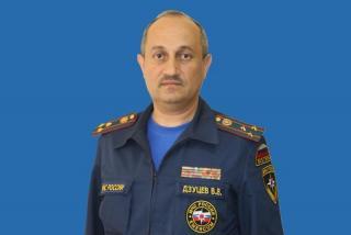 Путин назначил нового начальника управления МЧС в Приморье