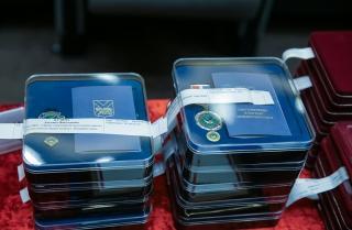 Александр Мамрак,  Валентин Пак и Виктор Бусаренко станут почетными жителями Приморья