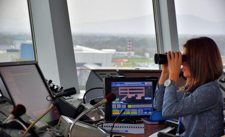 10 фактов о работе авиадиспетчера