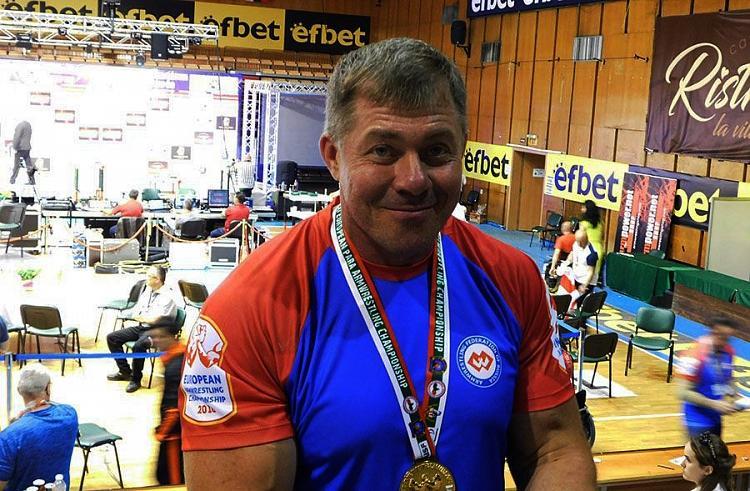 Атлет из Приморья стал чемпионом мира по армрестлингу