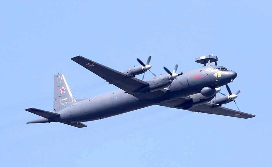 Япония подняла по тревоге истребители из-за российских самолетов