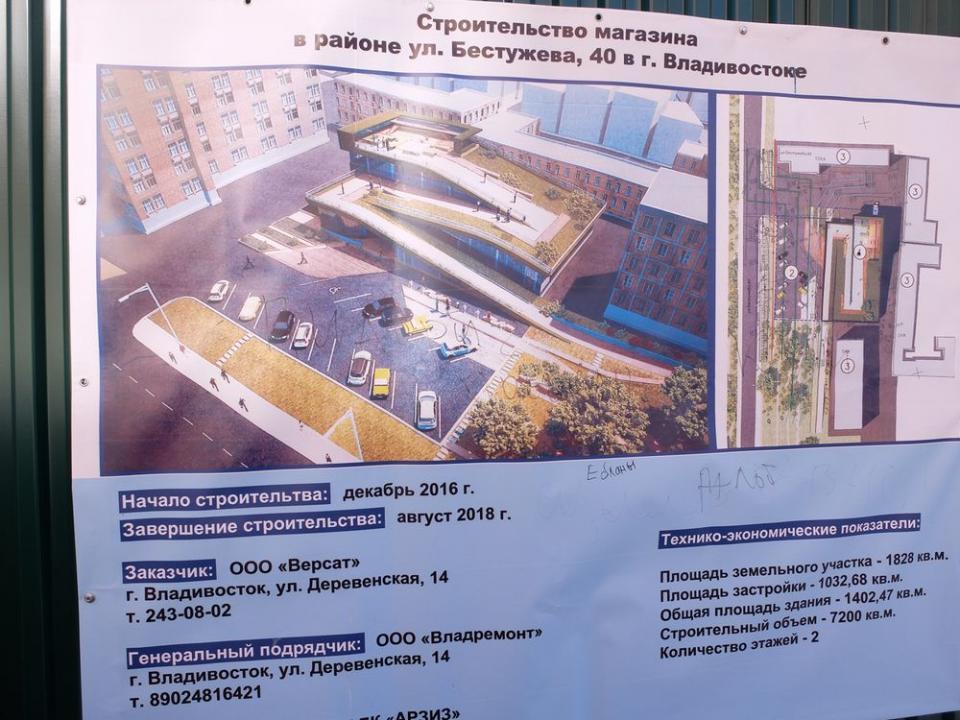 Большинство жителей Владивостока проголосовали за сохранение скверов