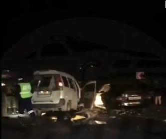 В Приморье произошло массовое ДТП