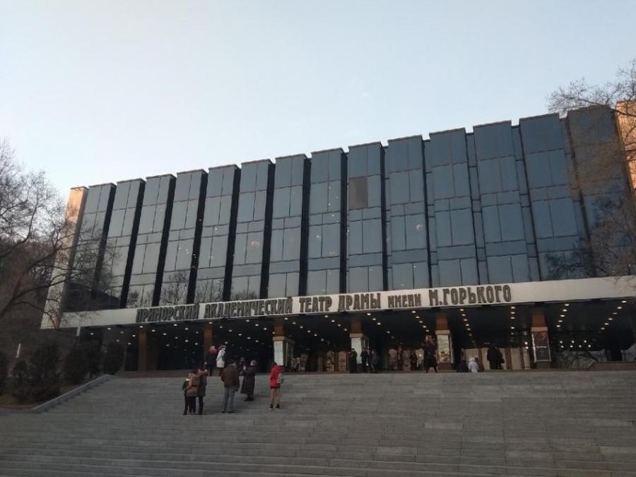 У театра им. М. Горького может появиться новое здание во Владивостоке?