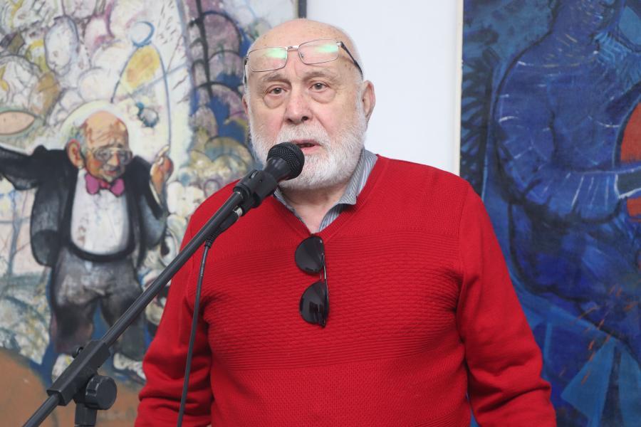 Во Владивостоке открылась персональная выставка Владимира Старовойтова