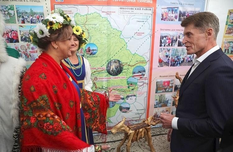 Во Владивостоке отпраздновали 80-летие Приморского края