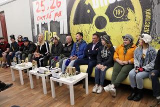 Фото: Екатерина Дымова / PRIMPRESS   74-й сезон начнется в театре молодежи с GROZA2059