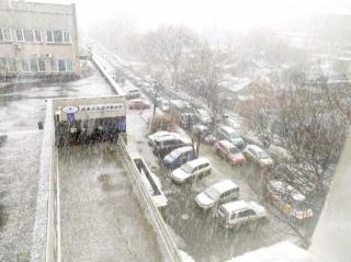 Фото: PRIMPRESS | Дождь, снег и ветер: стихия обрушится на Приморье уже завтра