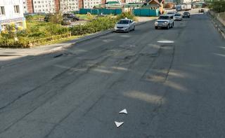 Фото: Яндекс-карты | Свершилось. Во Владивостоке наконец починят одну из самых обсуждаемых дорог