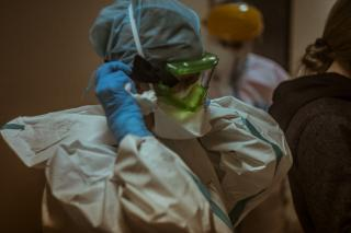 Фото: Анна Шеринберг / PRIMPRESS | Около 16 тысяч случаев заражения коронавирусом выявлено в России за минувшие сутки