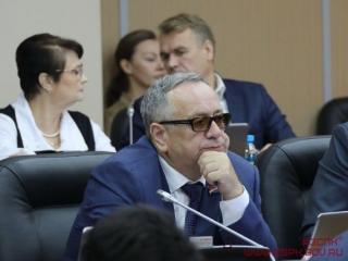 Фото: сайт ЗС ПК   Экс-депутату ЗС ПК Милушу огласили приговор