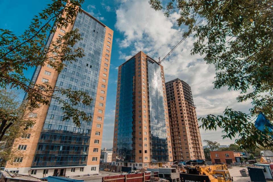 Почти 7000 кредитов на жилье выдал приморцам «Примсоцбанк» в уходящем году