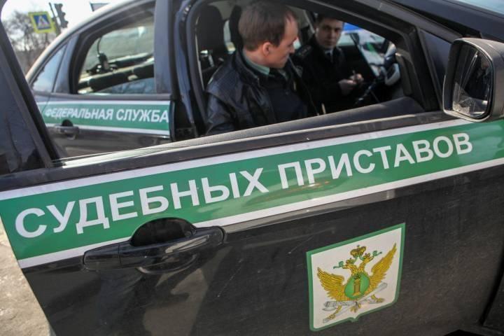 Арест автомобиля побудил жителя Владивостока оплатить долг