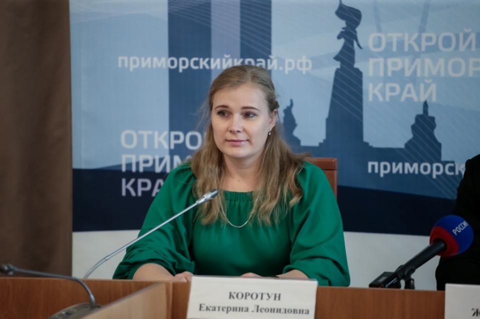Екатерина Коротун: «К нам приходят даже пожилые люди»