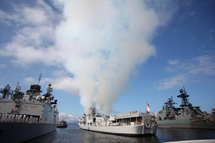 Разработчики игры World of Warships выпустили видеоролик о Владивостокской крепости
