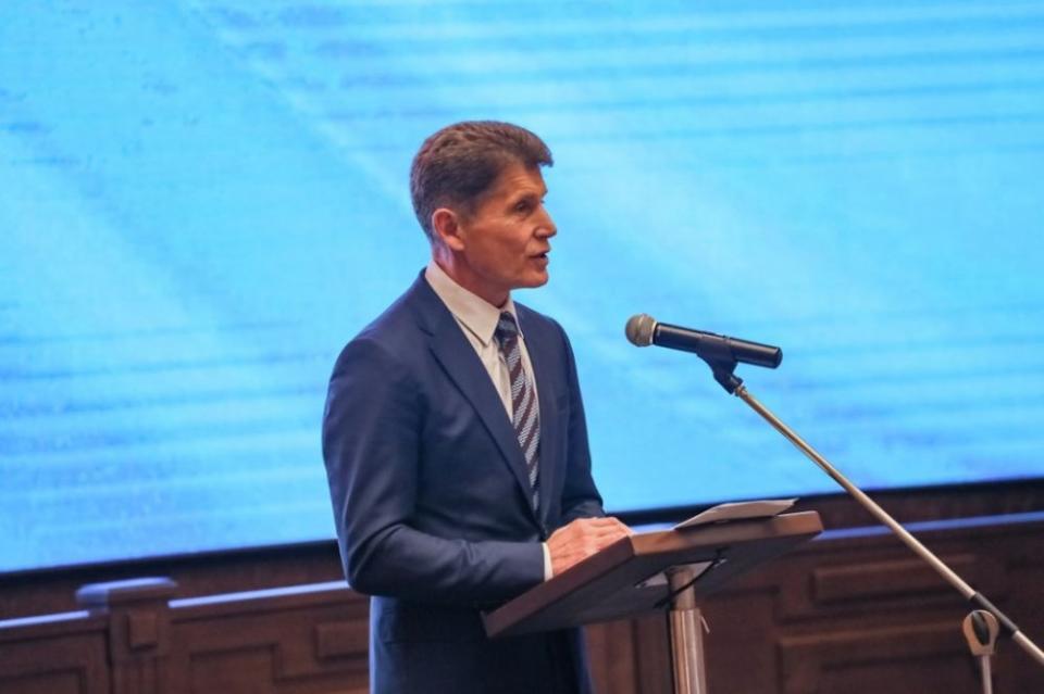 Олег Кожемяко считает, что система здравоохранения требует модернизации