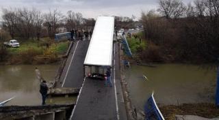 Фото: dpskontrol_125rus | Обрушение моста в Приморье прогремело на всю Россию
