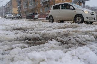 Фото: PRIMPRESS | Снег обрушится на Приморье на этой неделе
