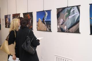 Фото: Екатерина Дымова / PRIMPRESS | Жители Владивостока в галерее «Арка» смогут увидеть «Портреты предметов 1»