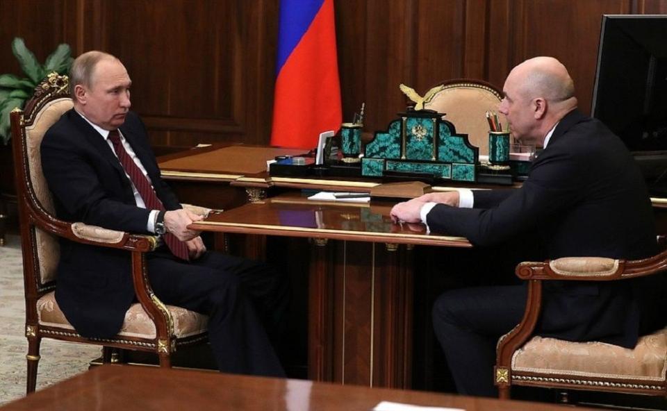«Когда?» Разговор Путина с Силуановым был коротким
