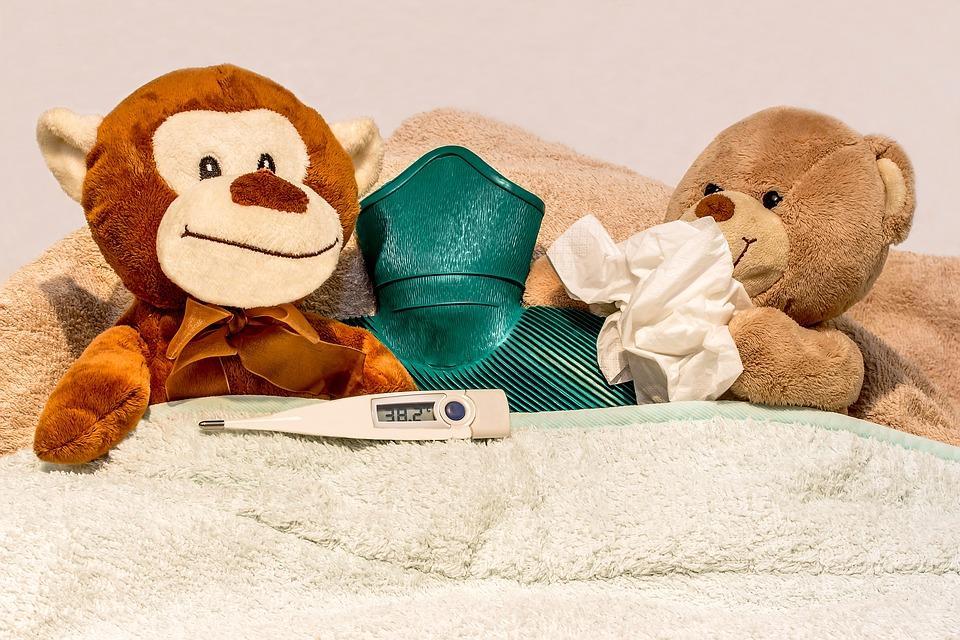 10 факторов риска простудных заболеваний