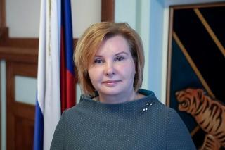 Фото: primorsky.ru   Надежда Кочурова: «Рецепт качественного образования всегда один: сильный учитель – хорошее образование»