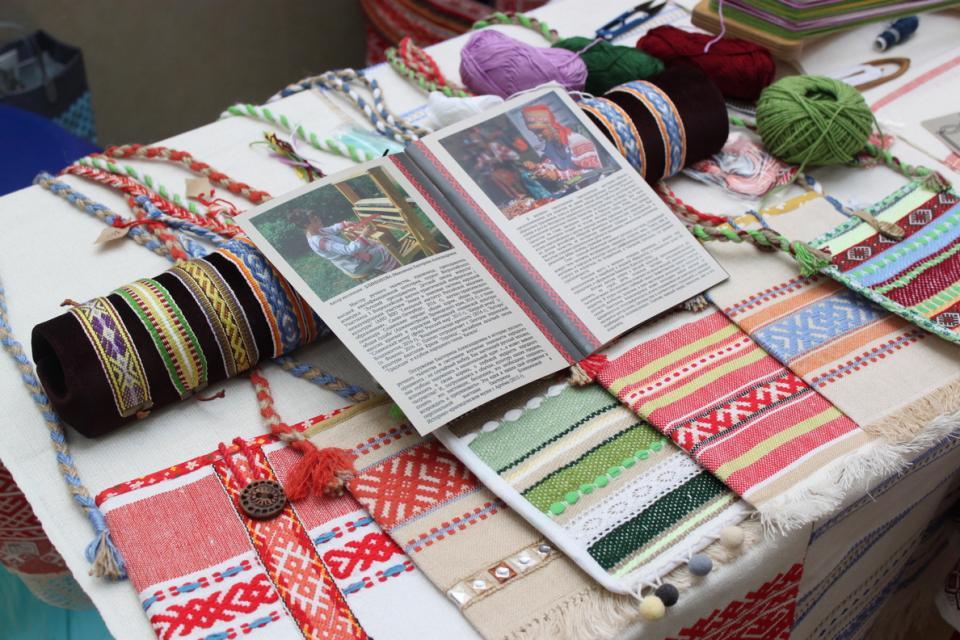 Выставка-ярмарка декоративно-прикладного творчества народов Приморья прошла во Владивостоке